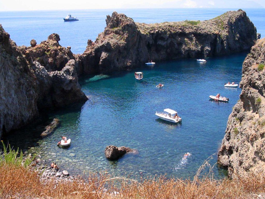 Isole Eolie e Sicilia
